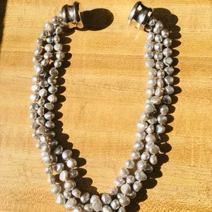 Jewelry - Gorgeous freshwater pearl necklace